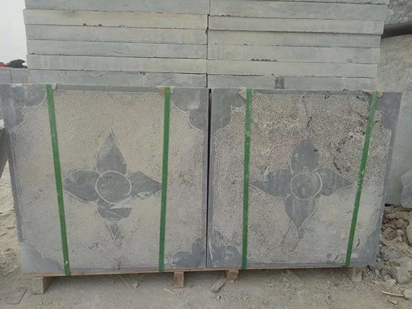 qing石板cai