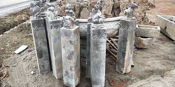石雕gong具